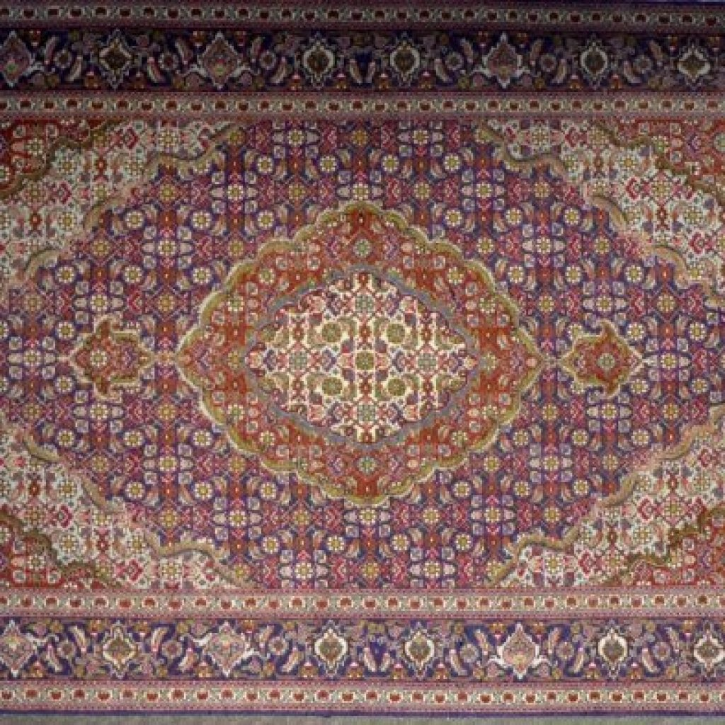 Persian Tabriz Rug, Lot 9